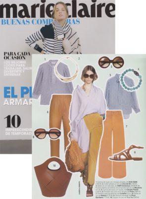 Revista Marie Claire TUOYO Model Capazo S